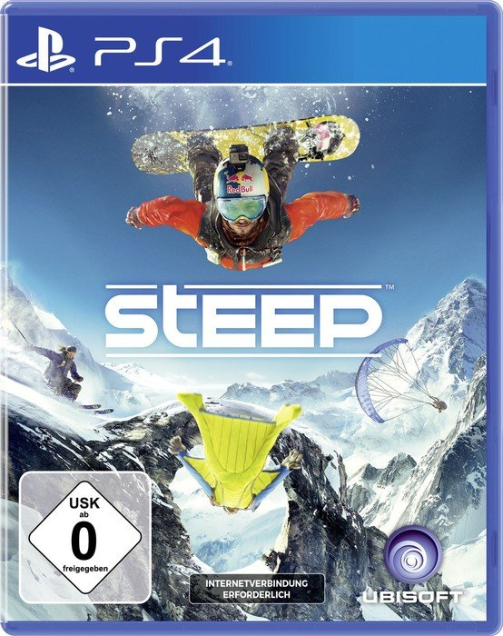 Steep (English) (PS4)