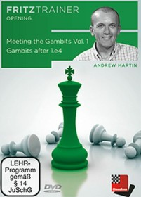 Chessbase Meeting the Gambits Vol.1 (englisch) (PC)