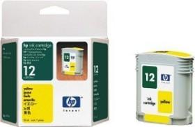 HP Tinte 12 gelb (C4806A)