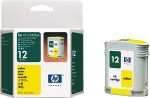 HP 12 tusz żółty (C4806A)