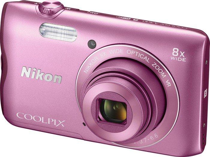 Nikon Coolpix A300 pink (VNA962E1)