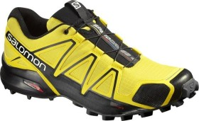 Salomon Speedcross 4 corona yellow/black (Herren) (390616)