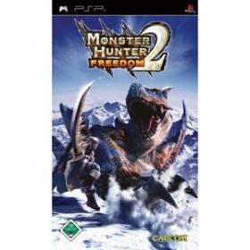 Monster Hunter - Freedom 2 (PSP)