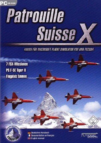 Microsoft Flight Simulator 2004 - Patrouille Suisse (Add-on) (deutsch) (PC) -- via Amazon Partnerprogramm