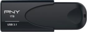 PNY Attaché 4 3.1 1TB, USB-A 3.0 (FD1TBATT431KK-EF)