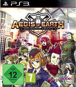 Aegis of Earth: Protonovus Assault (PS3)