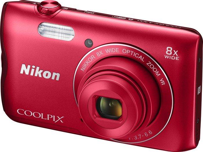 Nikon Coolpix A300 rot (VNA963E1)