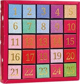 English Tea Shop 25 Days Advent Calendars
