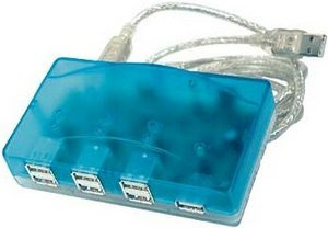 Allnet ALL1207 7-port USB Hub (USB 1.1)