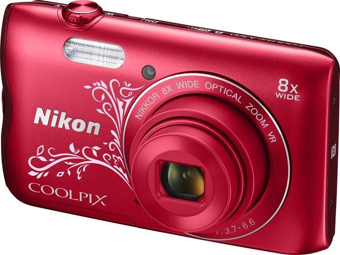 Nikon Coolpix A300 rot ornament (VNA964E1)