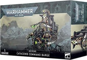 Games Workshop Warhammer 40.000 - Necrons - Catacomb Command Barge (99120110013)
