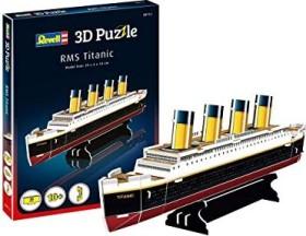 Revell 3D Puzzle RMS Titanic (00112)