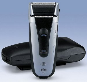 Braun 5614 Flex XP men's shavers