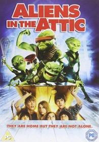 Aliens In The Attic (DVD) (UK)
