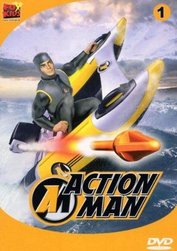 Action Man Vol.1 -- via Amazon Partnerprogramm