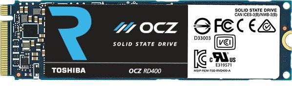 Toshiba OCZ RD400 128GB, M.2 (RVD400-M22280-128G)