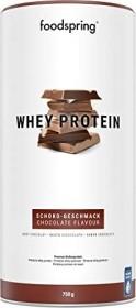 Foodspring Whey Protein Schokolade 750g