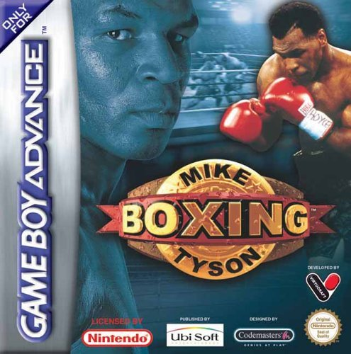 Mike Tyson Boxing (GBA) -- via Amazon Partnerprogramm