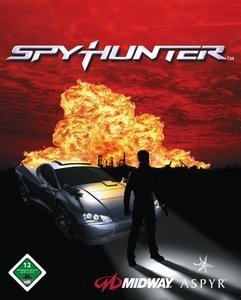 Spy Hunter (German) (PC/MAC)
