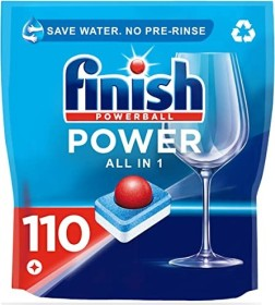 Finish Powerball All in 1 Tabs, 110 Stück