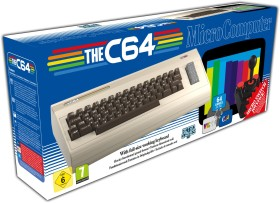 Retro Games Ltd. The C64 Maxi