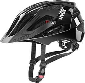 UVEX Quatro Helm all black