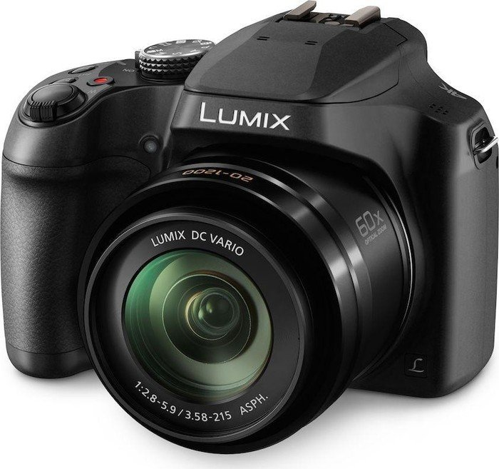 Panasonic Lumix DC-FZ82 schwarz