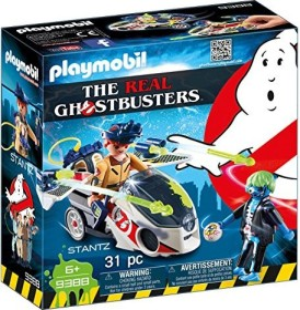 playmobil Ghostbusters - Stantz mit Flybike (9388)
