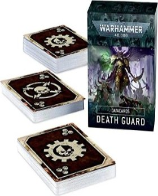 Games Workshop Warhammer 40.000 - Datakarten: Death Guard (EN) (60050102003)