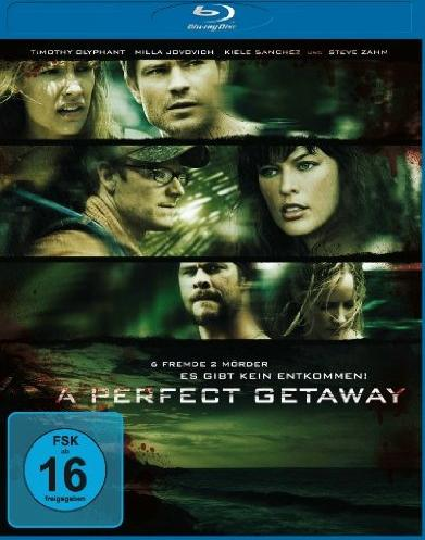 A Perfect Getaway (Blu-ray) -- via Amazon Partnerprogramm