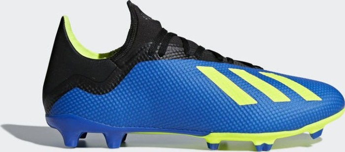 adidas X 18.3 FG football bluesolar yellowcore black (Herren) (DA9335) ab </p>                     </div> 		  <!--bof Product URL --> 										<!--eof Product URL --> 					<!--bof Quantity Discounts table --> 											<!--eof Quantity Discounts table --> 				</div> 				                       			</dd> 						<dt class=