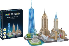 Revell 3D Puzzle New York Skyline (00142)