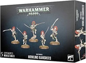 Games Workshop Warhammer 40.000 - Craftworlds - Howling Banshees (99120104064)