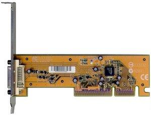Shuttle CV22 DVI-AGP-Karte für SN41G2