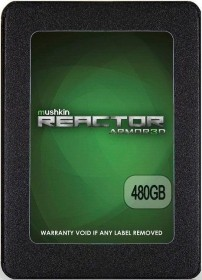 Mushkin Reactor Armor 3D 480GB, SATA (MKNSSDRE480GB-3D)