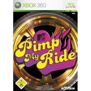 Pimp my Ride (deutsch) (Xbox 360)