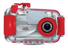 Olympus PT-017 underwater case (N1308692)