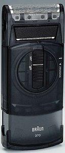 Braun E-Razor Pocket 370 PTP TB Herrenrasierer