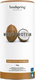 Foodspring Whey Protein Cocos Crisp 750g