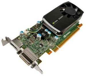 PNY Quadro 400, 512MB DDR3, DVI, DP (VCQ400-PB)