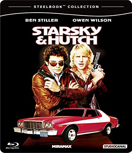 Starsky & Hutch (Blu-ray) -- via Amazon Partnerprogramm