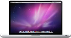 "Apple MacBook Pro, 17"", Core i7-2720QM, 4GB RAM, 750GB, UK (MC725*/A) (early 2011)"