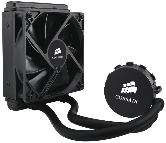 Corsair hydro Series H55 (Socket 1150/1155/1156/1366/2011/AM2/AM2+/AM3/AM3+/FM1) (CW-9060010-WW)