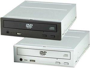 Shuttle CR20 DVD-drive (various colours)