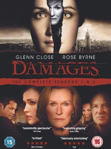 Damages Box (Season  1-2) (UK) -- via Amazon Partnerprogramm