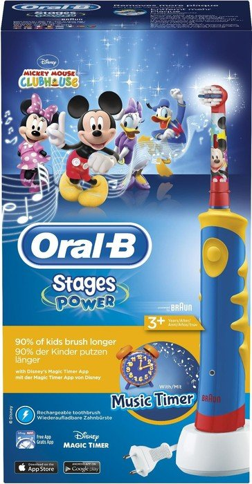 Braun Oral-B Advance Power Kids 950TX (D10.511)