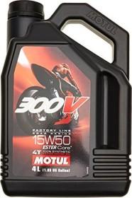 Motul 300V Factory Line Road Racing 15W-50 4l (104129)