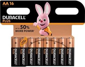 Duracell Plus Power Mignon AA, 16er-Pack