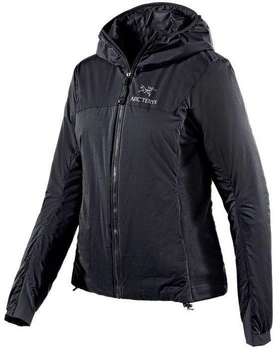 Arc'teryx Atom LT Hoody Jacke schwarz (Damen) ab € 189,12 (2020) | Preisvergleich Geizhals Österreich
