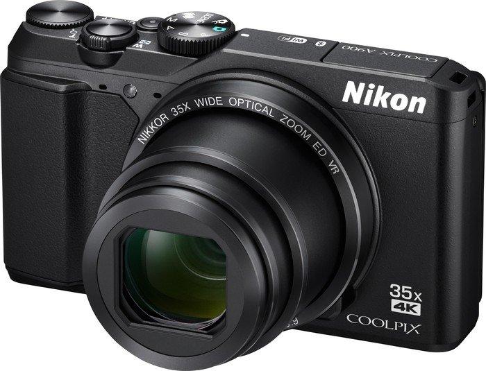 Nikon Coolpix A900 black (VNA910E1)